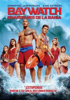 Dvd - Baywatch: Guardianes De La Bahia