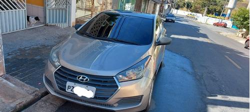 Imagem 1 de 3 de Hyundai Hb20 2017 1.0 Comfort Plus Flex 5p