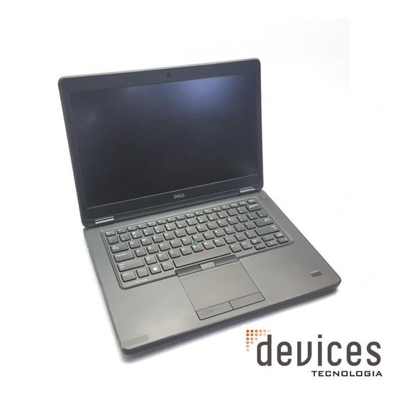 Notebook Dell Latitude E5450 I5-5300u 8gb Ddr3 Hd 500gb 14