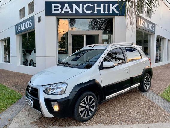 Toyota Etios 1.5 Cross 2014 - Banchik Autos Usados