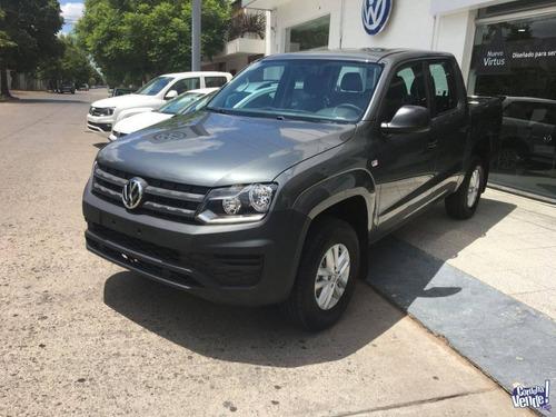 Volkswagen Amarok 0km- 750.000 O Usado- Cuotas Con Dni G