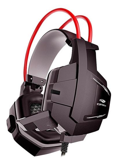 Fone Ouvido Headset Gamer Com Microfone Jogo Pc Notebook