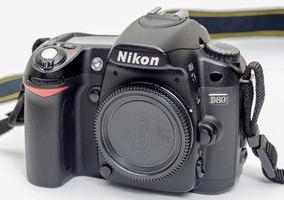 Nikon D80 3500 Clicks - Corpo