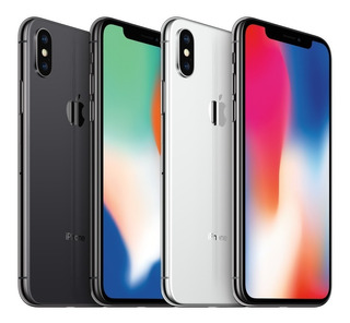 Celular Apple iPhone X 256gb Original Novo Garantia 1 Ano