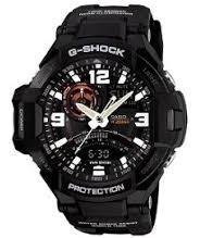 Relógio Casio G-shock Gravitymaster Ga-1000-1a Masculino