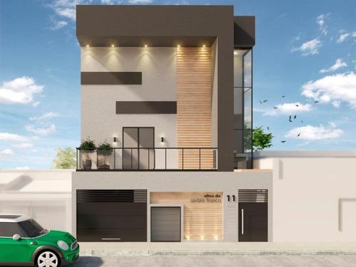 Imagem 1 de 11 de Sobrado Para Venda Por R$450.000,00 Com 76m², 2 Dormitórios, 2 Suites E 1 Vaga - Vila Invernada, São Paulo / Sp - Bdi35653