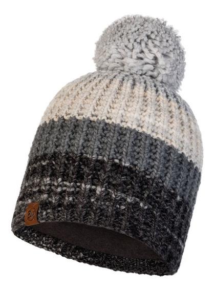 Buff Knitted & Polar Hat