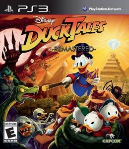 Ps3 - Ducktales Remastered - Envio Imediato!!