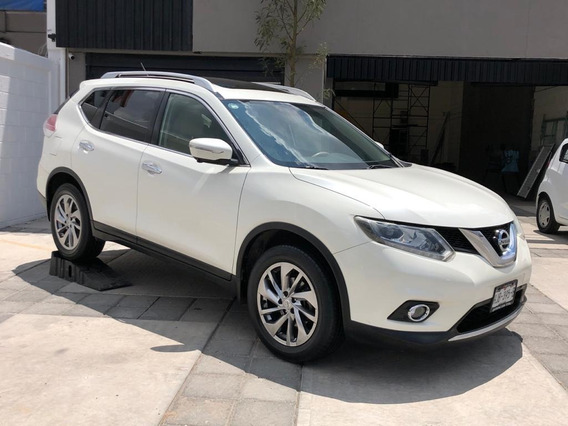 Nissan Xtrail 2016 Exclusive 2 Row Blanca