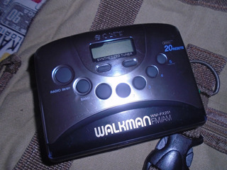 Walkman Sony Fm/am/wm-fx251//vintage //unico //belgrano