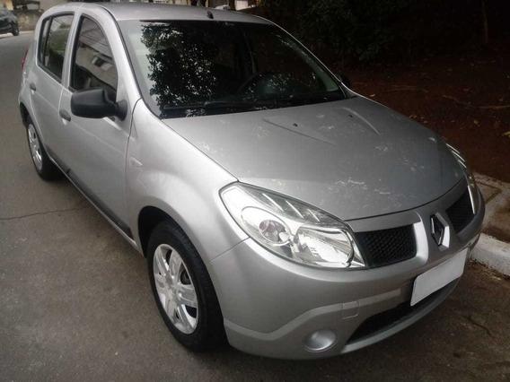 Renault Sandero Expression 1.6 8v Flex Completo 2010