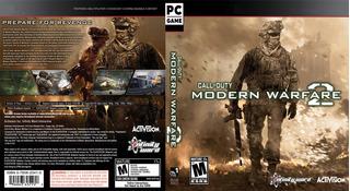 Call Of Duty Modern Warfare 2 Pc - Steam Key -entrega Rapida