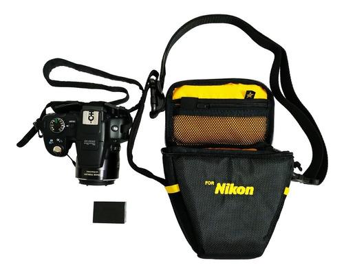 Estuche Pequeño Nikon Para Cámara L340, B500, B600, B700