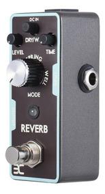Pedal Efeito Reverb Para Guitarra !