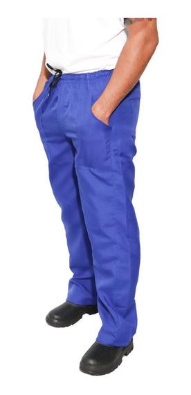 Kit 4 Uniforme Profissional (calças) P/ Mecânico