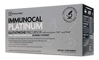Immunocal Platinum Original - Unidad a $9333