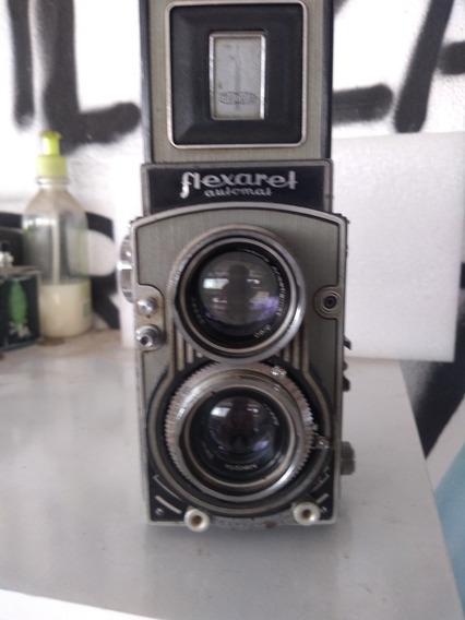 Câmera Antiga Flexaret Automat Ótimo Estado De Conservação