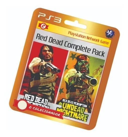 Red Dead Redemption + Undead Nightmare!