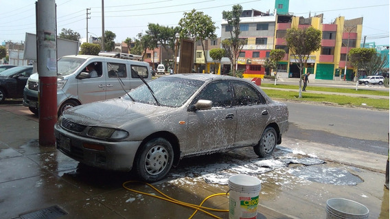 Mazda Familia, Motor 1.3, Transmisión Automática