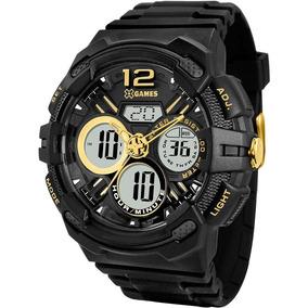 Relógio Masculino Analógico Digital X-games - Xmppa126-p2px