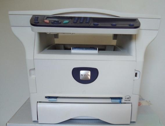 Impressora Multifuncional Xerox Phaser 3100 Com Toner