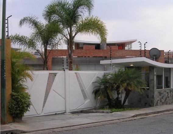 Townhouse En Alquiler Alto Hatillo Mls #20-14956