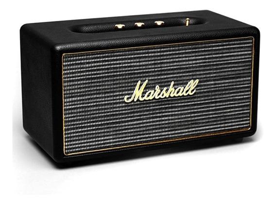 Caixa Som Amplificador Marshall Stanmore 80w Bluetooth Preto