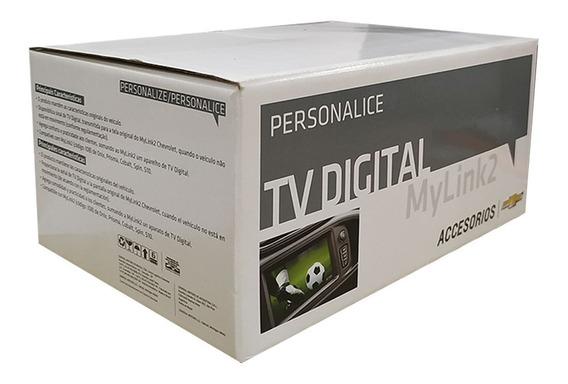 Tv Digital Mylink2 Onix Prisma Spin S10 Original Gm52158616