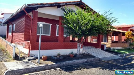 06058 - Casa De Condominio 2 Dorms, Mansoes Das Aguas Quentes - Caldas Novas/go - 6058