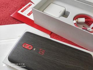 Oneplus 6t 256gb 8gb Ram Snapdragon 845 Dual Câmera 20+16mp