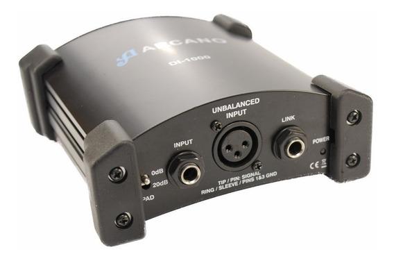Sjuro Direct Box Ativo Arcano Di-1000 Custo X Beneficio
