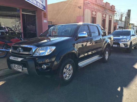Toyota Hilux 2.7 Nafta Oportunidad!!