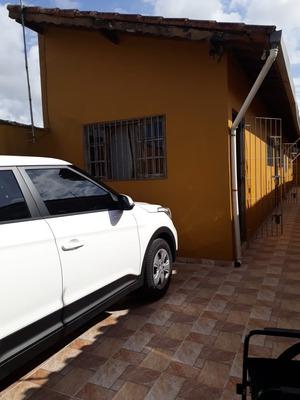 Casa Isolada Em Mongaguá, Bal. Agenor De Campos!! Ref.5057j