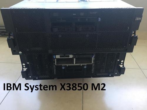 Servidor Ibm System X3850 M2 (peças)