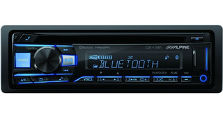 Nuevo Autoestereo 2018 Alpine Cde-172bt Usb Aux Bluetooth