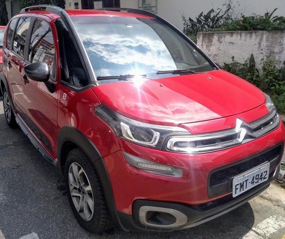 Citroën Aircross 1.6 16v Live Flex Aut. 5p 2017