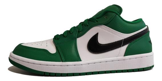 Air Jordan 1 Low Pine Green, Pambo_tenis