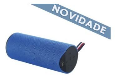 Speaker Bluetooth 20w Spool Sk410 Azul 48.7125 Oex