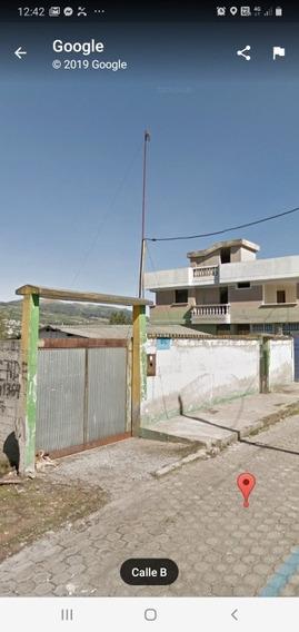 Terreno De 960 M Con 3 Mediaguas Habitables Sur De Quito