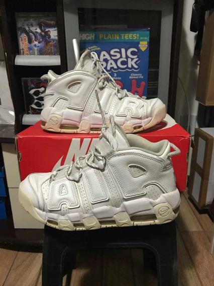 Nike Air Uptempo Branco Original