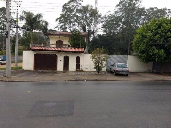 Sobrado Residencial À Venda, Vila Siqueira (ouro Fino Paulista), Ribeirão Pires. - So1440