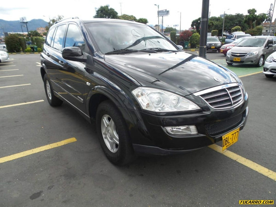 Ssangyong Kyron Kyron Mt 2000 Aa Ab Abs