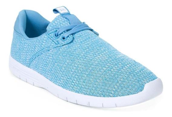 Tênis Hocks Skate Sneaker Azul Solar Original Envio Imediato