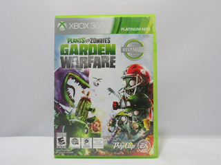 Plants Vs. Zombies Garden Warfare - Xbox 360 ¡fisico-usado!
