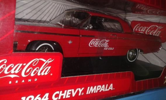 Miniatura Chevy Impala 64 1/18 Johnny Lightning