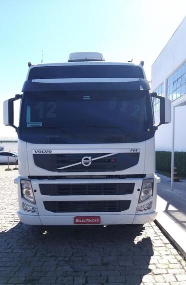 Volvo Fm 370 6x2 2012 Selectrucks