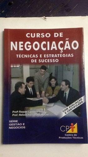Curso De Negociação Técnicas E Estratégias De Sucesso