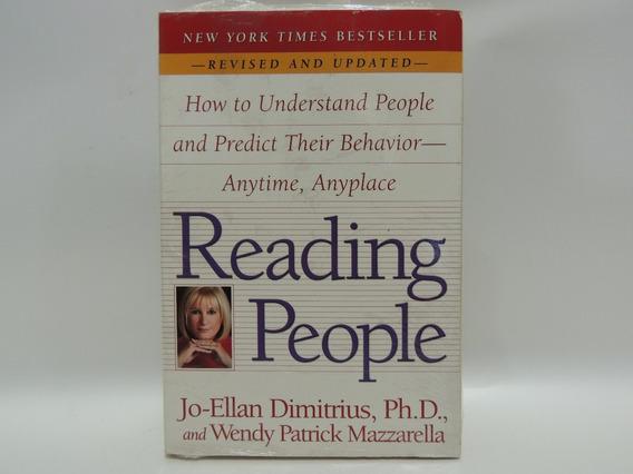 Reading People : How To Understand People - Livro Em Inglês