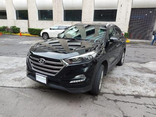 Imagen 1 de 15 de Hyundai Tucson 2018 Limited, Ta, Piel, F. Led, Blindada