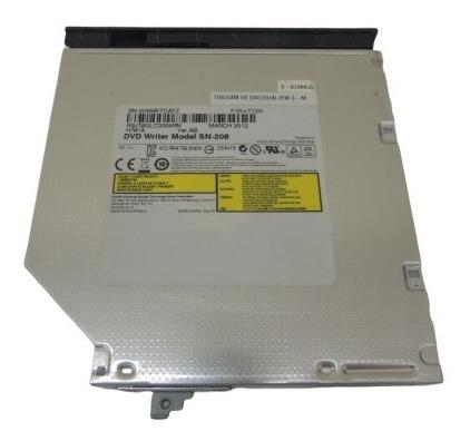 Dvd Rw Sn-208 Para Notebook Itautec W7730